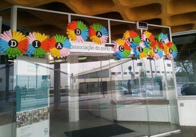 Participação – Dia da Criança – Associação de Paralisia Cerebral do Porto