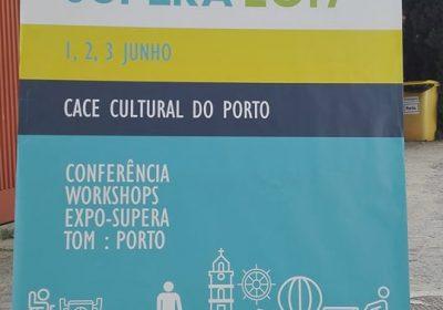 Participação nas Jornadas SUPERA 2017
